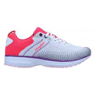 ZS61009-100 Zapatillas Running Mujer Chedal Blanco