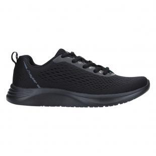 ZS61019-200 Zapatillas Cómodas de Mujer Chetara Negro