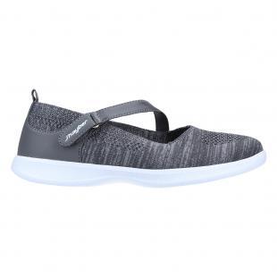 ZS61068-26 Zapatillas de mujer chermosa gris