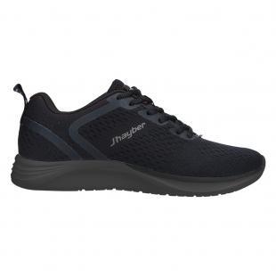 ZS61086-202 Zapatillas de mujer chebola negro/negro