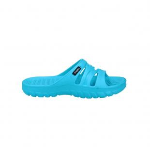 Chanclas Mujer Becate Turquesa